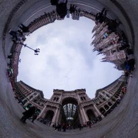 Piazza Del Duomo #Milan #Italy #theta360 #theta360de
