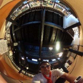 土山宿 東海道伝馬館 東海道五十三次盆景 #theta360