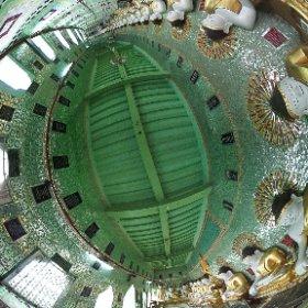 U Min Thonze Pagoda,Myanmar,Sagaing,Theta M15 #theta360