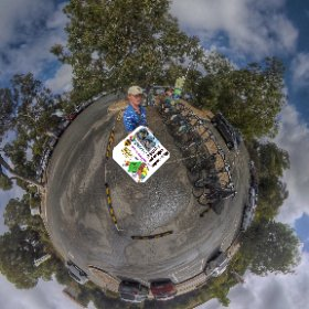 350 spherical SpinwayWA bike hire station in Kings Park, D.I.Y. cashless remote station, SM hub https://linkfox.io/ImatA BEST HASHTAGS  #SpinwayKingspark  #PerthCity  #VisitPerthWA   #PerthAdventure  #butterfly3d #theta360