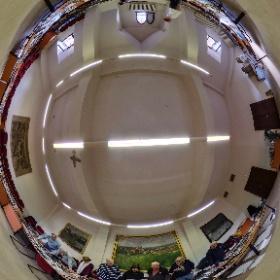 Již 23 let se pořádá soutěž Cena Praha fotografická. V různých kategoriích se schází každoročně okolo tisíce fotografií nových i osvědčených autorů. Odborná porota  posuzuje zaslané fotografie 12. března 2019. Foto: Petr Šálek, ARTmagazin.eu #theta360