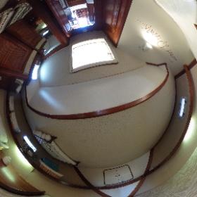38' Gulfstar Guest Stateroom #theta360