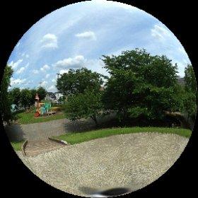 佐野市 朱雀中央公園 #theta360