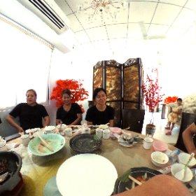 阿濺的散緣餐會#2 #theta360