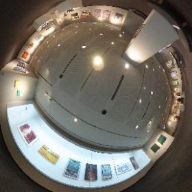 2020亜細亜現代美術展正面中央