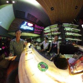 Highball Bangkok cocktail bar is the vibe you deserve, high energy staff and gastro drinks, in suk soi 19 Bangkok, SM hub https://goo.gl/srQ6gi  BEST HASHTAGS #HighballBkk   #BkkBarCocktails  #BkkSukSoi19   #BtsAsoke  #firefly3d