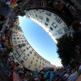 Carnaval in Corsica #theta360