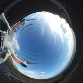 #drone 360 photo #theta360