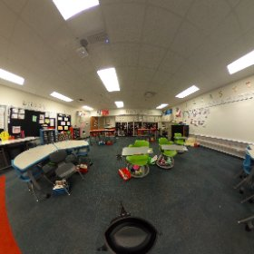 North Grove - 3rd Grade - Allison Harris #theta360