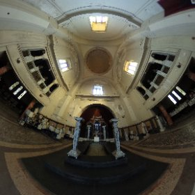 Sala principala - Crematoriul Cenusa