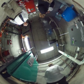 Riverview mechanical #theta360