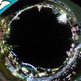 去年のあしかがフラワーパーク もう一つの画像 #miku360 #theta360