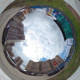 9я очередь ЖК Коммунарка от МИЦ. Апрель 2015
