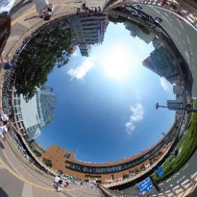 仙台駅周辺。散策。今日は仙台七夕でした。何十年ぶりかな。