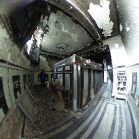 In spatele cuptorului 2 - Crematoriul Cenusa