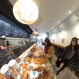 Coffe Box Padova.....simply the best! ! #theta360 #theta360it