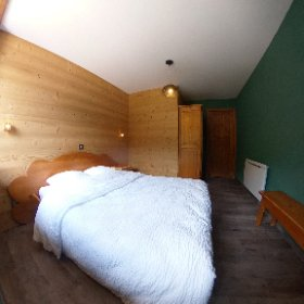4 chambre 1 #theta360 #theta360fr