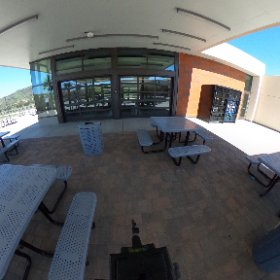 Rancho Campana High School - cafeteria view 2