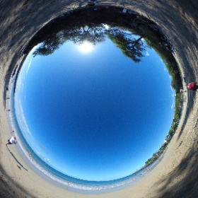 360 Photo 5 of our #HawaiiTrip late 2019, early 2020. Hope you enjoy this view. This was taken at Hāpuna Beach State Recreation Area on the Big Island. #RememberingJeri  #theta360