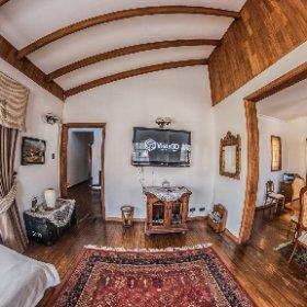 Fotografía de interior (living), demo para inmobiliarias.