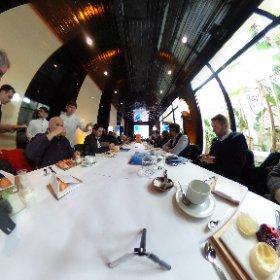 Evento de Lufthansa en Buenos Aires. #EventosATB