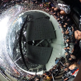 Kings vs. Bruins...  #theta360