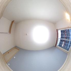 籠原駅の「ハイツシマダ」の改装後写真です!床を貼り変えて明るくなりました!http://www.taitoku-chintai.com/id/2088088 #theta360