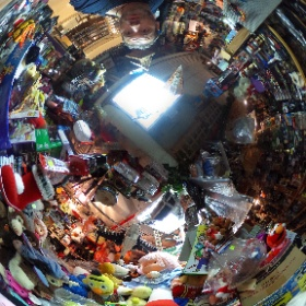Toy museum. #theta360uk