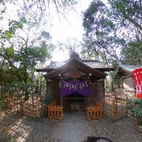 #ちゃらぽこ散歩会 若宮八幡神社