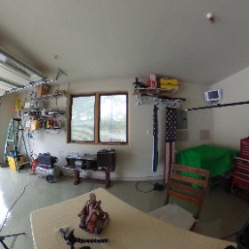 Setting up to do a follow up shoot #theta360