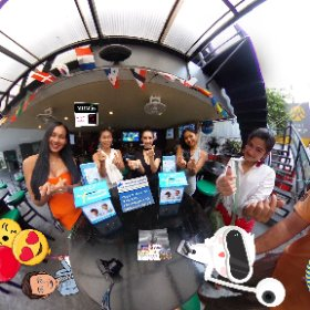 360 spherical  FSCC Charity money box challenge at Mullis Sports Bar, we need your dollars and your selfie, details https://goo.gl/Xg8dMQ BEST HASHTAGS #FsccMoneyBoxMullis  #butterfly3d #theta360