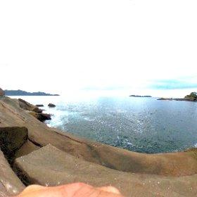 Praia do Caxadaço, Ilha Grande-RJ