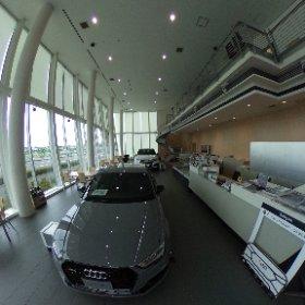 20180712 Audi東大阪 #theta360
