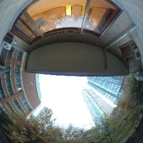 【ラトリエ赤坂】 南向き眺望 360°画像 東京都港区赤坂4-10-31 http://www.axel-home.com/009659.html  #theta360