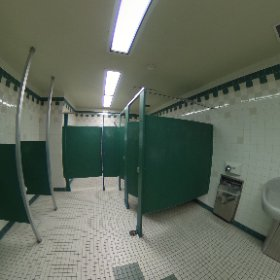 Pacifica High School - men's bathroom