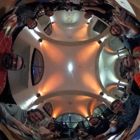 Die Bloggerrunde im Ratskeller Bremen. #bremenerleben #tastebremen #theta360