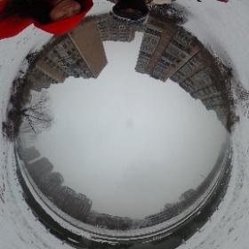 #snowcrystal3d #theta360