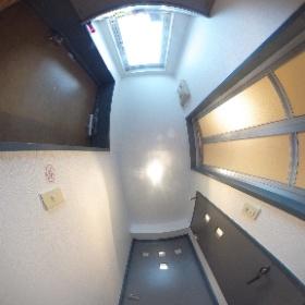 ル・ノール白石駅前Ⅱ306号室(1R・Bタイプ)モデル・玄関