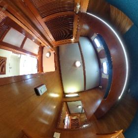 38' Mariner Guest Stateroom #theta360