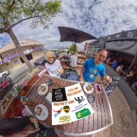 cafe hang out on Preston  Preston St Precinct - historical Como Beach in Perth WA  https://wabiz.family/Prestonstcomo #HangOutOnPreston  #PrestonStPrecinct  #ComoBeach  #ComoWA  #PerthCity  #VisitPerthWA   #BUTTERFLY3d #theta360