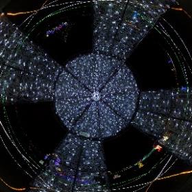 光の祭典in紀宝 #snow3d #theta360
