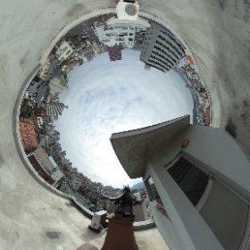 RICHO THETA S で撮影したやつのテストその3 #theta360