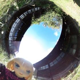 足尾銅山の下ノ平社宅跡に行ってきました!