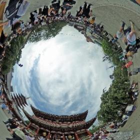 2017年9月24日 浅草寺宝蔵門