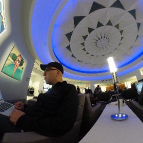 Waiting for @AECGameChangers tomorrow at #A17CON #theta360