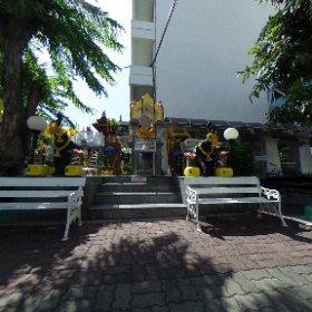 Brahmin Shrine at School