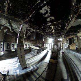 Sala cuptoarelor 2 - Crematoriul Cenusa