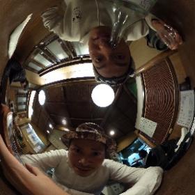 泉はおもしろいカメラを手に入れた #theta360