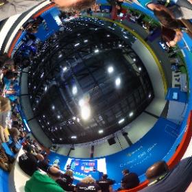 VISR VR & Caspa @Microsoftdecoded2016 #theta360
