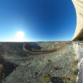 Super Pit at Kalgoorlie WA  #Les Moyle@Balm Commercial Photography